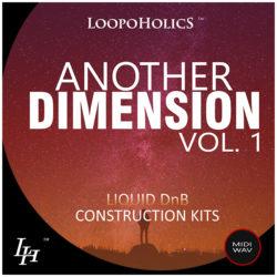 Another Dimension Vol.1: Liquid Dnb Construction Kits