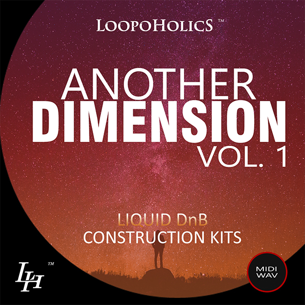 Another Dimension Vol.1: Liquid Dnb Construction Kits
