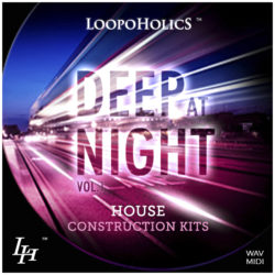 Deep At Night Vol. 1: House Construction Kits