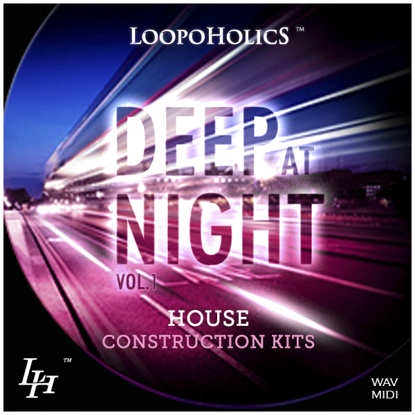 Deep House Selection: Loops