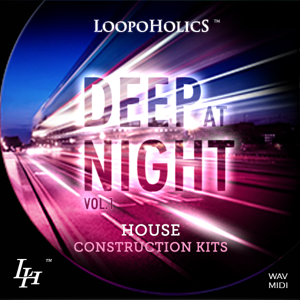 Deep At Night Vol. 3: House Construction Kits