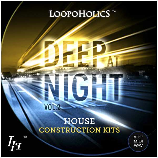 Deep At Night Vol. 2: House Construction Kits