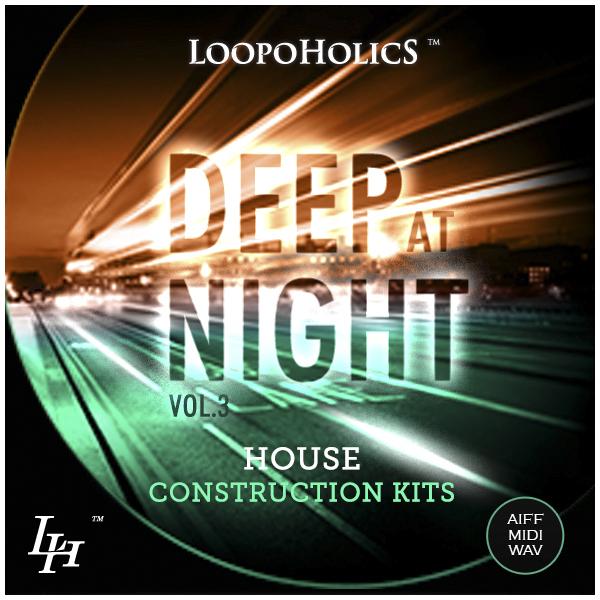 Deep At Night Vol. 3: House Construction Kits