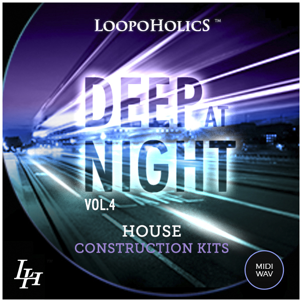 Deep At Night Vol. 4: House Construction Kits
