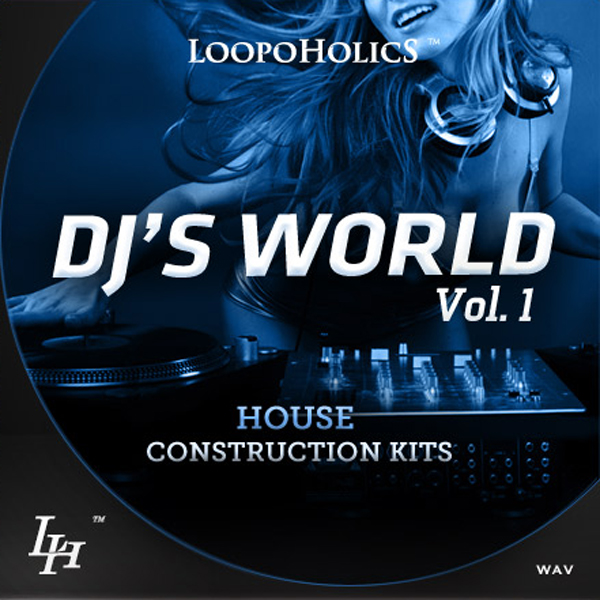 DJ's World Vol. 1: House Construction Kits