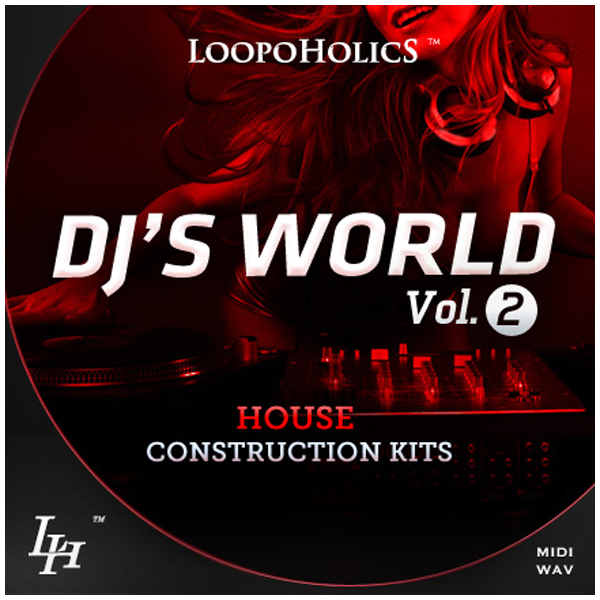 DJ's World Vol. 2: House Construction Kits