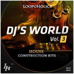 DJ's World Vol. 3: House Construction Kits