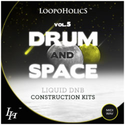 Drum N Space Vol. 5: Liquid DnB Construction Kits