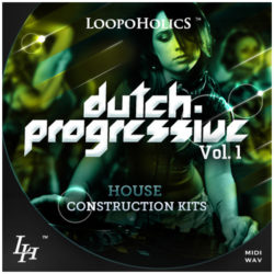 Dutch Progressive Vol. 1: House Construction Kits