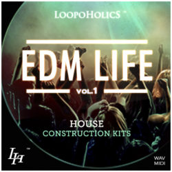 EDM Life Vol. 1: House Construction Kits