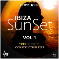 Ibiza Sunset Vol. 1: Tech & Deep Construction Kits