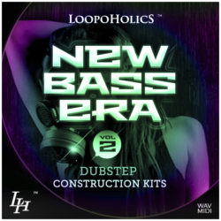 New Bass Era Vol. 2: Dubstep Construction Kits