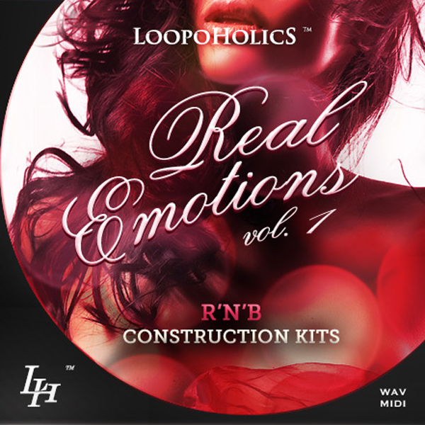 Real Emotions Vol. 1: RnB Construction Kits