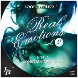 Real Emotions Vol. 2: RnB Construction Kits