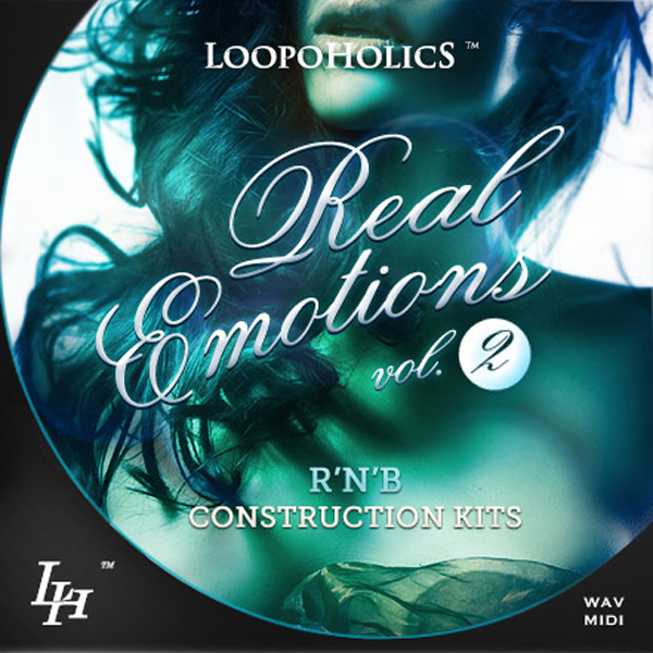 Real Emotions Vol. 3: RnB Construction Kits