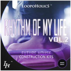 Rhythm Of My Life Vol. 2: Future House Construction Kits
