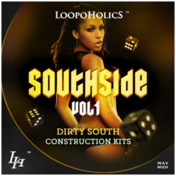 Southside Vol. 1: Dirty South Construction Kits