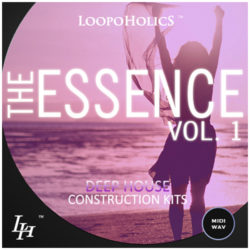 The Essence Vol. 1: Deep House Construction Kits