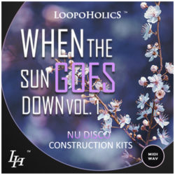 When The Sun Goes Down Vol. 1: Nu Disco Construction Kits